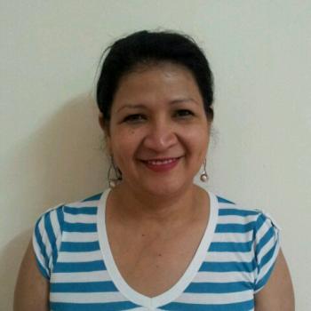 Juana P. Cuidador de mayores  Ref: 473012