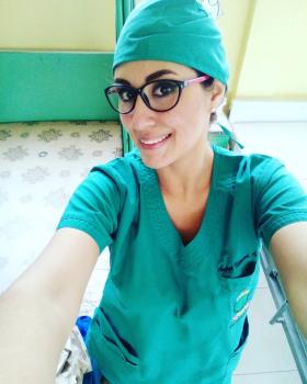 Andrea Victoria V. Cuidador de mayores  Ref: 538175
